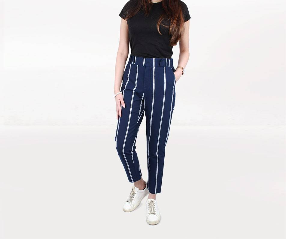 How to choose a pair of women's trousers